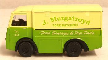 Classix EM76640  NCB Electric Van J MURGATROYD PORK BUTCHERS