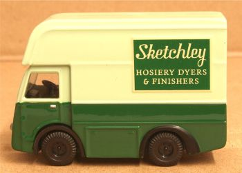 "Classix EM76673  NCB Eletric-High top van ""Sketchley Dyers & Finishers"""