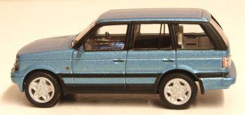 Oxford Diecast 76P38002  Range Rover P38 Monte Carlo Blue