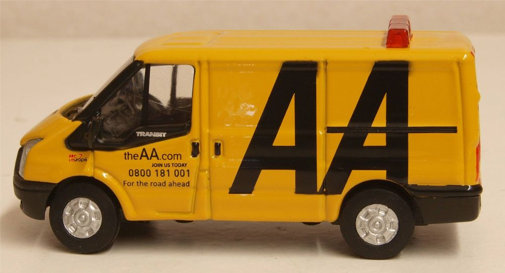 Oxford Diecast 76FT033  Ford Transit MK5 AA