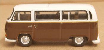 Oxford Diecast 76VW029  VW Bay Window Auf Wiedersehn Pet