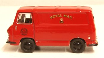 Oxford Diecast 76J4001  Morris J4 Van Royal Mail