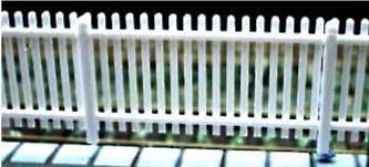 421   GWR Station fencing