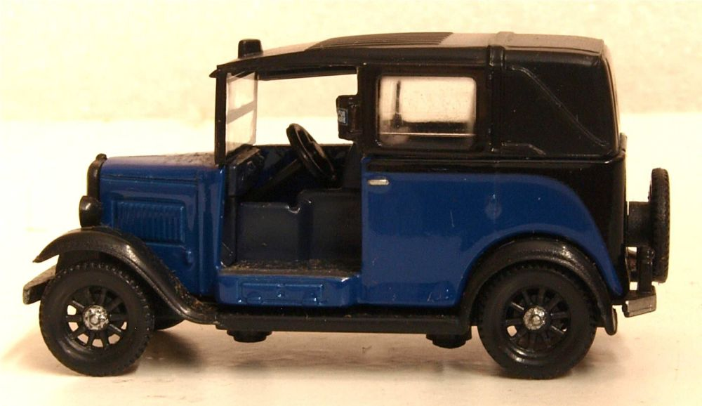 Oxford Blue 1//76th Scale Oxford Diecast 76AT002 Austin Taxi