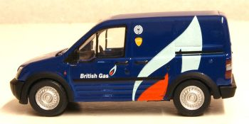 Oxford Diecast 76FTC004  Ford Transit Connect British Gas