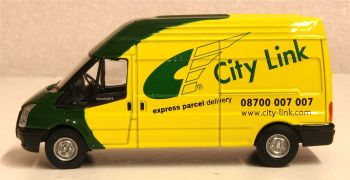 Oxford Diecast 76FT025  Ford Transit LWB High Roof City Link
