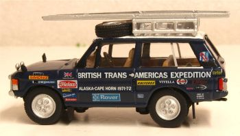 Oxford Diecast 76RCL002  Range Rover Classic Darien Gap