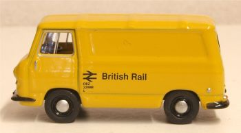 Oxford Diecast 76J4002  BMC J4 Van British Rail