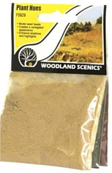Woodland Scenics FS629  Plant Hues (4 colours)