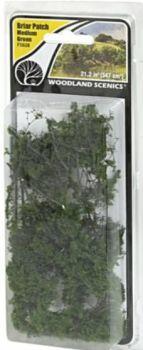 Woodland Scenics FS638  Briar Patch (Medium Green)
