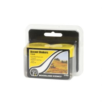 Woodland Scenics FS646  Accent Shakers