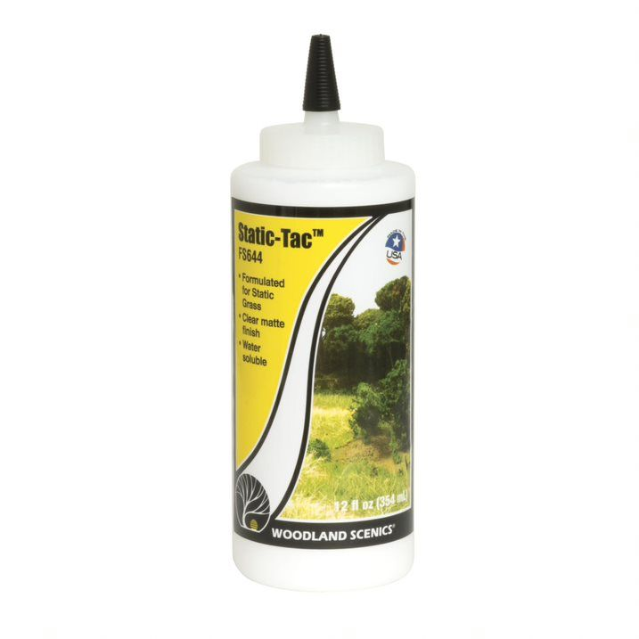 Woodland Scenics FS644  Static Tac