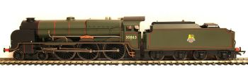 Hornby R3635  BR Lord Nelson Class 4-6-0 ''Lord Rodney''
