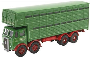 Oxford Diecast 76ATKL004  Atkinson Cattle Truck J Haydon & Sons