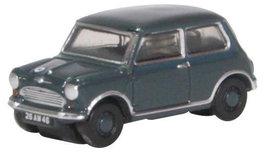 Oxford Diecast NMN007  Mini Car RAF