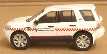 Oxford Diecast 76FRE005  Land Rover Freelander London Underground