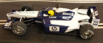 "Scalextric C2417  Williams BMW F1 ""Ralf Schumacher"" ""Veltins"" 1:32"