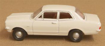 Oxford Diecast 76HB004  Vauxhall Viva HB Monaco White