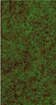 Busch 7110  Dark Green Static grass (2-3mm)