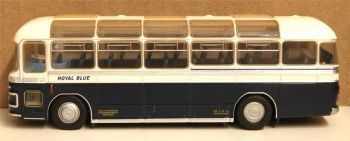 Oxford Diecast 76MW6001  Bristol MW6G Royal Blue