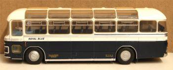 Oxford Diecast 76MW6001  Bristol MW6G Royal Blue