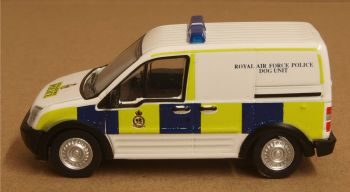 Oxford Diecast 76FTC012  Ford Transit Connect RAF