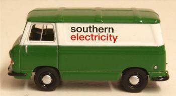 Oxford Diecast 76J4003  Austin J4 Van Southern Electricity