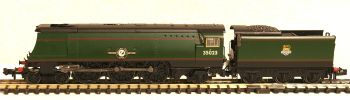 Graham Farish 372311  BR Merchant Navy Class 'Holland-Afrika Line'