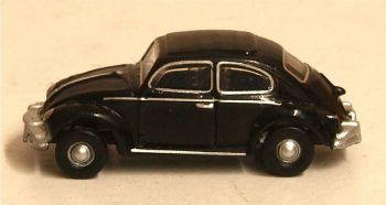 Oxford Diecast NVWB005  VW Beetle Black