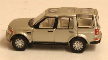 Oxford Diecast NDIS001  Land Rover Discovery 4 Ipanema Sand