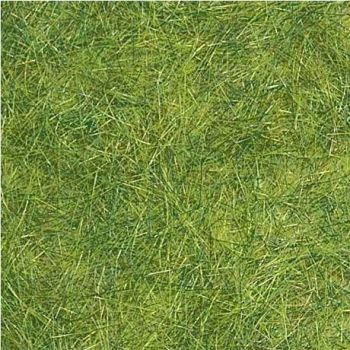Busch 7371  Extra long static grass Spring Green (6mm)