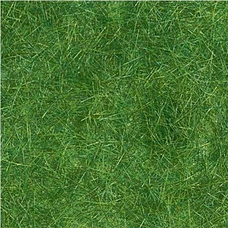Busch 7370  Extra long static grass Dark Green (6mm)