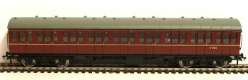 Bachmann 34604C   BR Mk1 Suburban open coach (Populated) M46067