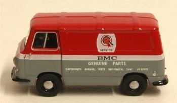 Oxford Diecast 76J4004  Austin J4 Van BMC Parts