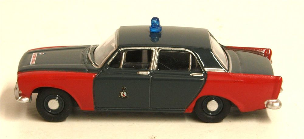 Oxford Diecast 76ZEP011  Ford Zephyr Bomb Disposal 1:76