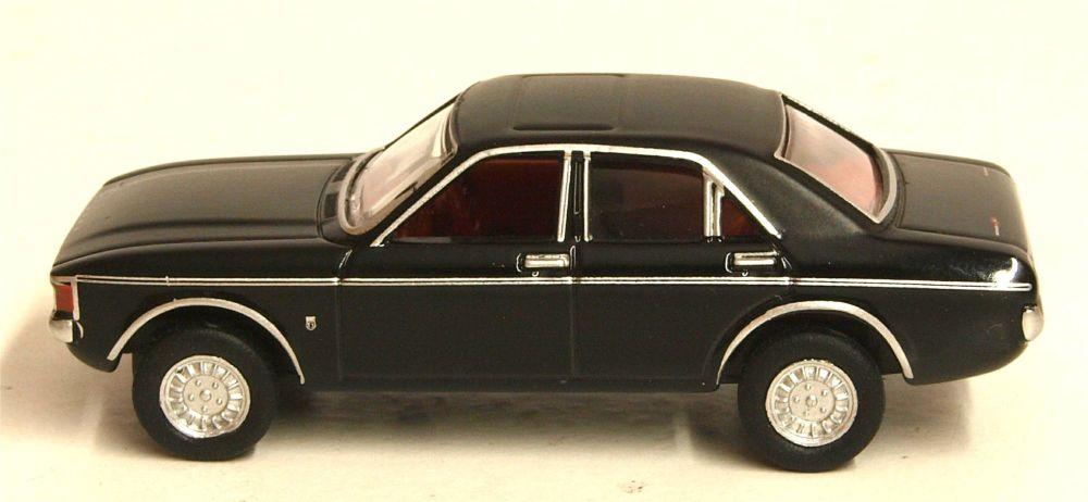 Oxford Diecast 76FC006  Ford Consul Granada Black