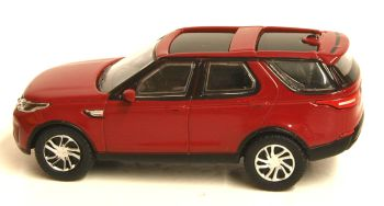 Oxford Diecast 76DIS5003  Land Rover New Discovery 5 Firenze Red