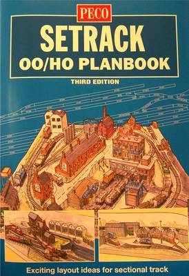 'OO' Peco setrack plans  (3rd edition)