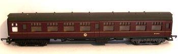 Lima L305364-SU  BR Mk1 Corridor 2nd Coach (1:76)