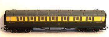 Hornby R429(A)-SU  GWR Collett Composite coach (1:76)