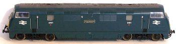 Bachmann 360-SU  BR 'Warship' Class 43 Diesel Locomotive (1:76)