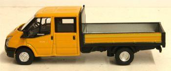 Oxford Diecast 76TPU004  Ford Transit Mk5 Dropside Highway Maintenance