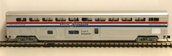 Con-Cor 1-040642  Amtrak Superliners Coach Baggage 1:160