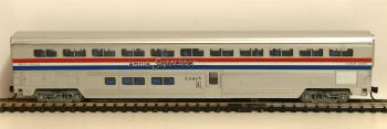 Con-Cor 1-040622  Amtrak Superliners Coach 1:160
