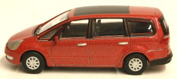 Oxford Diecast 76FG003  Ford Galaxy Tango Red
