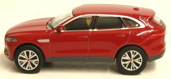 Oxford Diecast 76JFP003  F Pace Italian Racing Red