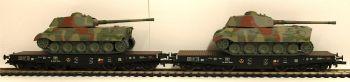 Lilliput L230145  2-unit tank transport set