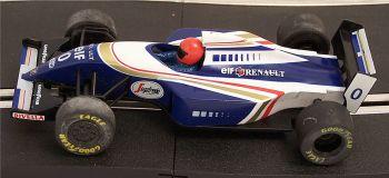 "Scalextric C226  Williams Renault FW15C ""Damon Hill"" 1:32"