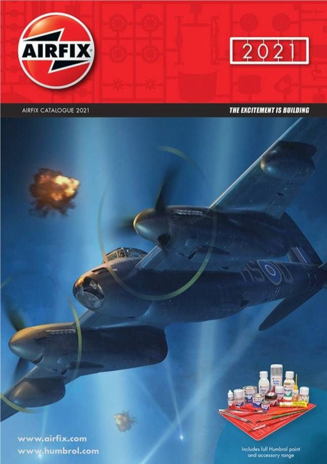 Airfix A78201  Airfix 2021 Catalogue