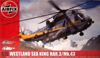 Airfix A04063  Westland Sea King HAR.3/Mk.43
